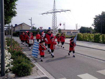 Konzert 2015 -Zur Parade