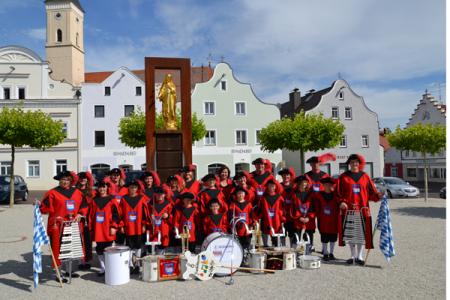 FFW Frontenhausen Festzug